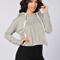 Tug of War Sweatshirt - Heather Grey