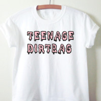 Teenage Dirtbag (Pink Drip)
