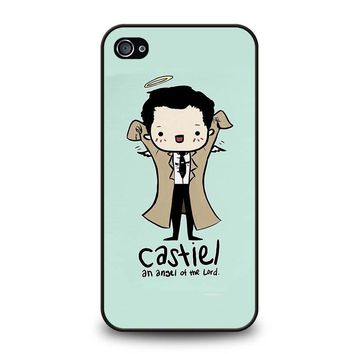 CASTIEL ANGEL OF THE LORD iPhone 4 / 4S Case Cover