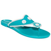 Jack Rogers JR Thong Jelly Sandals