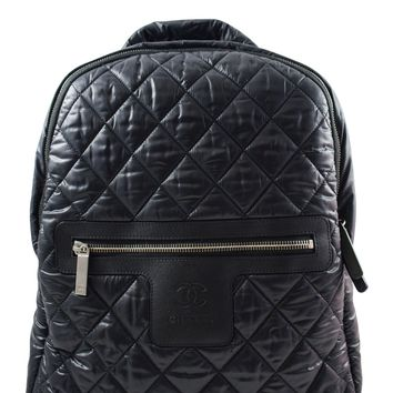 Chanel Quilted Cocoon Backpack