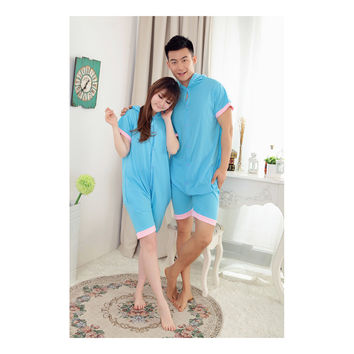 Unisex Adult Pajamas  Cosplay Costume Animal Onesuit Sleepwear Suit Summer  Elephant
