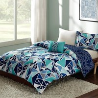 Better Homes and Gardens Mackenzie Bedding Duvet Cover Set - Walmart.com