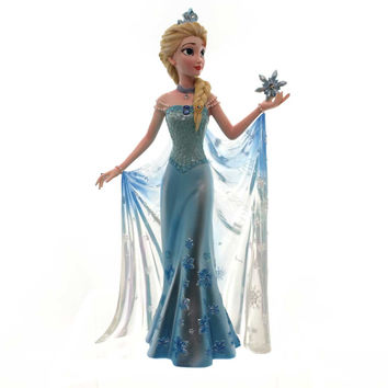Disney ELSA FIGURINE Polyresin Frozen Disney Showcase 4045446