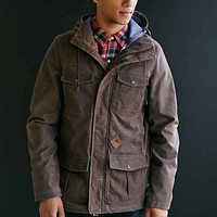 Burton Match Field Jacket- Brown