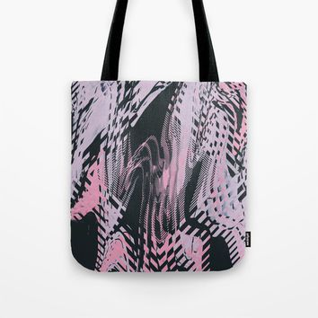 No Small Talk Tote Bag by duckyb