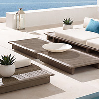 Maldives- Weathered Grey Teak | Restoration Hardware