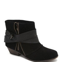 Qupid Trio Folded Down Ankle Boots at PacSun.com