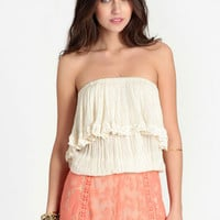 Cha Cha Tube Top By Jen's Pirate Booty - $77.00 : ThreadSence, Women's Indie & Bohemian Clothing, Dresses, & Accessories