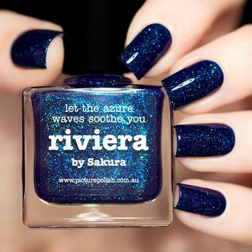 Picture Polish Riviera Nail Polish (Fall 2017 Collection)
