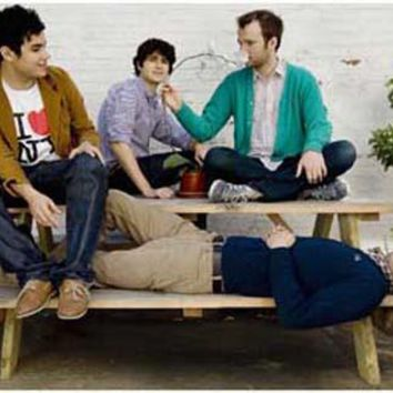 Vampire Weekend Picnic Portrait Poster 11x17