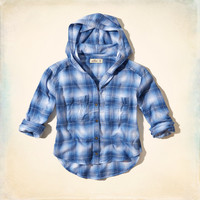 Santa Monica Hooded Shirt