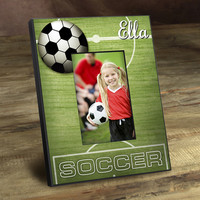 Kids Sports Frames - Soccer