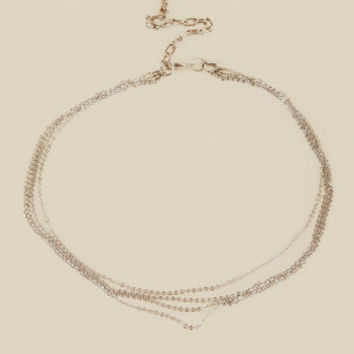 THE CARMELA LAYERED NECKLACE