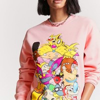 Nickelodeon Graphic Sweatshirt