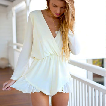UNDONE PLAYSUIT