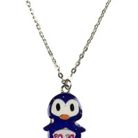 Mood Penguin Necklace | Girls Jewelry Accessories | Shop Justice
