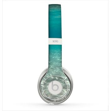 The Under The Sea Scenery Skin for the Beats by Dre Solo 2 Headphones