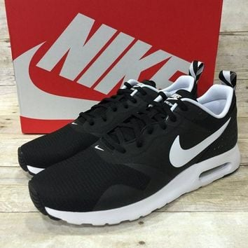 LMFNO Nike Air Max Tavas (Black / White-Black)
