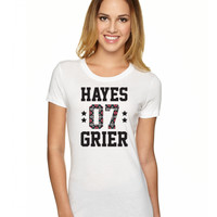 Hayes Grier Hayes Grier Varsity Aztec Tee - BLV Brands