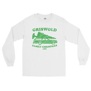 Christmas Griswold Long Sleeve T-Shirt