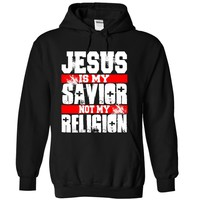Jesus Is My Savior Not My