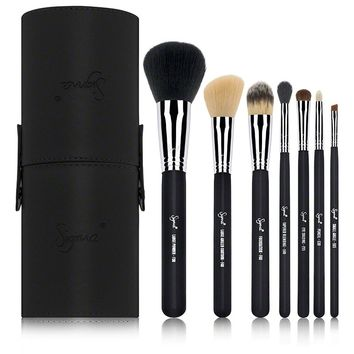 Sigma Travel Kit - Make Me Classy - Black (8 piece)