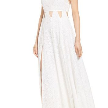 Tularosa 'Duchess' Cotton Lace Maxi Dress | Nordstrom