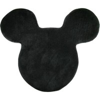 Mickey Mouse Decorative Bath Collection - Bath Rug - Walmart.com