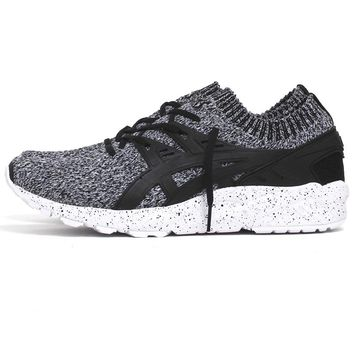 Gel-Kayano Trainer Knit Sneakers White / Black