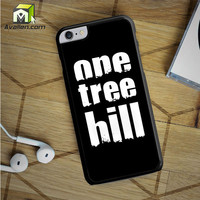 One Tree Hill iPhone 6S Plus Case by Avallen