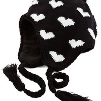 I Heart Winter Hat | Mod Retro Vintage Hats | ModCloth.com