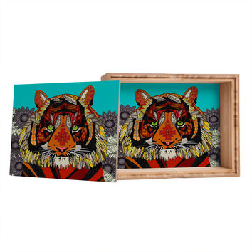 Sharon Turner Tiger Chief Storage Box