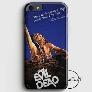 The Evil Dead Movie Horror iPhone 7 Case | casescraft