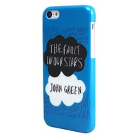 Harryshell Colored Drawing the Fault in Our Stars Pattern Phone Protective Hard Case for Iphone 5c