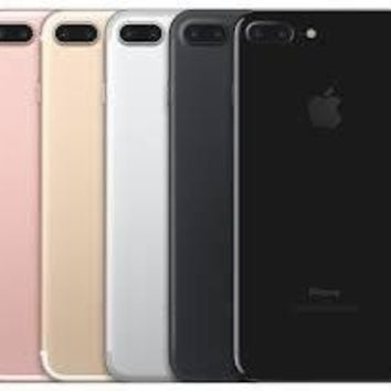Apple iPhone 7 Plus 256 GB (Rose Gold) - Factory Unlocked International Version - A1784 model - GSM ONLY, NO CDMA - No Warranty in the US
