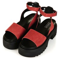 WONDER Chunky Sandals - Topshop