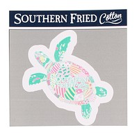 Myrtle the Turtle Decal by Southern Fried Cotton - FINAL SALE