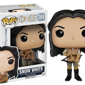 Funko POP! TV: ONCE UPON A TIME - SNOW WHITE - 5480