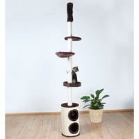 "Trixie 104"" Linear Cat Tree You'll Love 