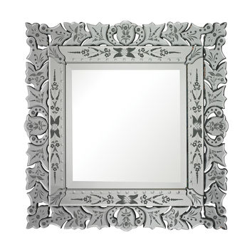 Conway Venetian Wall Mirror by Sterling