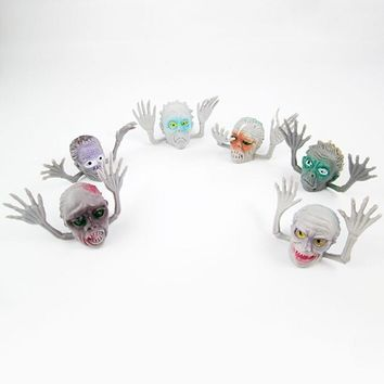 Ghost Monster Puppet Educational Finger Hand Toy