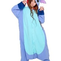 Kigu Adults Onesuits Cute Animal Pajamas M Stitch