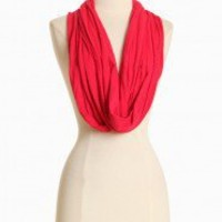 Braided Eternity Scarf By Alternative Apparel | Modern Vintage New Arrivals