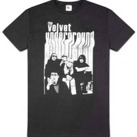 Velvet Underground - Band With Nico T-Shirt at AllPosters.com
