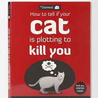 How To Tell If Your Cat Is Cat Plotting To Kill You By Matthew Inman- Assorted One
