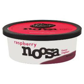 Noosa® Raspberry yogurt - 8oz