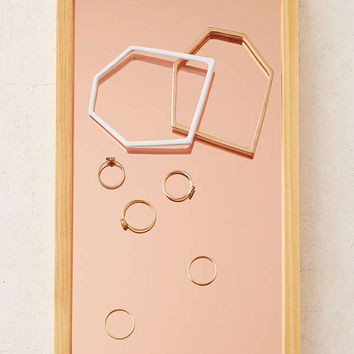 Blush Glass Catch-All Tray | Urban Outfitters