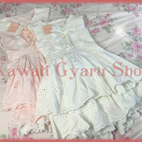 Liz Lisa Eyelet And Lace Sailor Collar Coordinate Set (NwT) from Kawaii Gyaru Shop