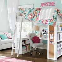Paisely Punch Bedroom